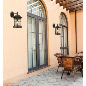 Madison - One Light Outdoor Wall Lantern