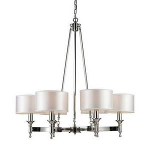 Pembroke - Six Light Chandelier