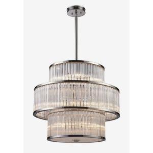 Braxton - Fifteen Light Pendant