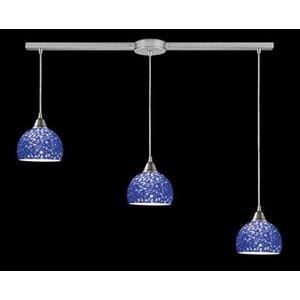 Cira - Three Light Linear Mini Pendant