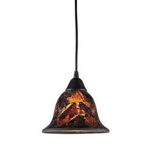 Firestorm - One Light Mini Pendant