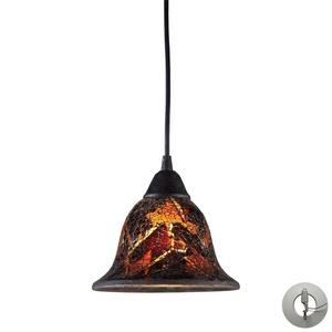 Firestorm - One Light Mini Pendant