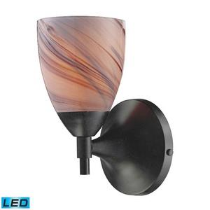 "Celina - 9"" 9.5W 1 LED Wall Sconce"