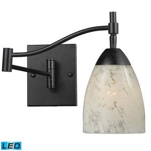 Celina - One Light Swing Arm Wall Mount