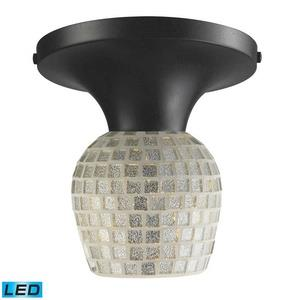Celina - 9 Inch 9.5W 1 LED Semi-Flush Mount