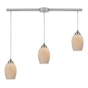 Favela - Three Light Linear Pendant