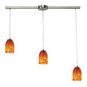 Caliente - Three Light Pendant