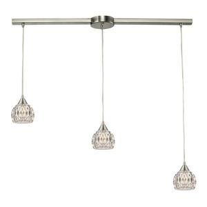 Kersey - Three Light Chandelier