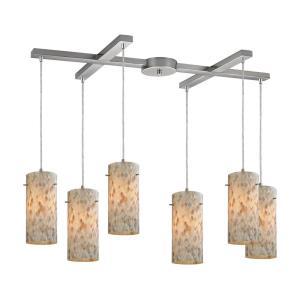 Capri - Six Light Pendant