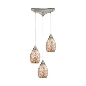 Capri - Three Light Pendant