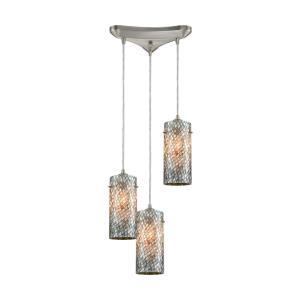 Capri - Three Light Pendant