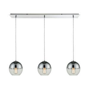Revelo - Three Light Linear Mini Pendant