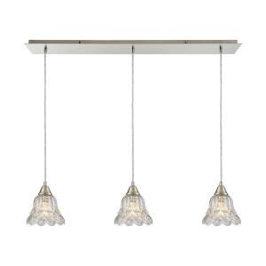 Walton - Three Light Linear Mini Pendant
