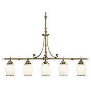 Williamsport - Five Light Chandelier
