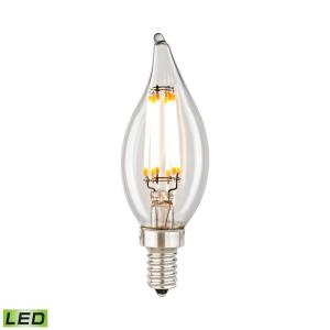 "Accessory - 4.3"" 6W B11 E12 Candelabra Base LED Replacement Lamp"