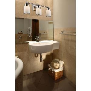 Bryant - Three Light Bath Vanity