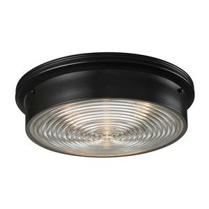 Chadwick - Three Light Flush Mount