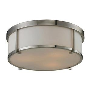 Bryant - Three Light Flush Mount