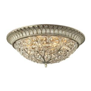 Andalusia - Eight Light Flush Mount