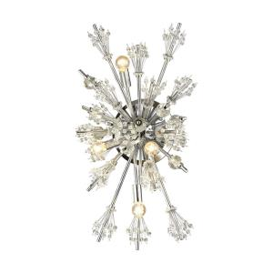 Starburst - Four Light Wall Sconce