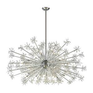 Snowburst - Thirty Light Chandelier