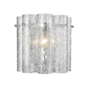 Glass Symphony - One Light Wall Sconce