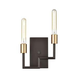 Congruency - Two Light Wall Sconce