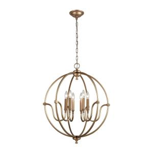 Stanton - Six Light Chandelier
