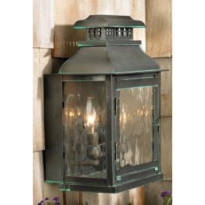 Williams Towne - One Light Outdoor Wall Sconce