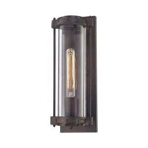 Chasebrook - 1 Light Wall Sconce in Modern Style with Modern Farmhouse and Country inspirations - 15 Inches tall and 5 inches wide