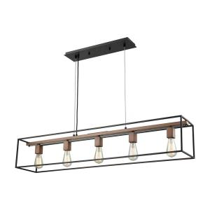 Rigby - Five Light Chandelier