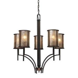 Barringer - Five Light Chandelier