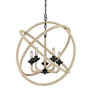 Pearce - Five Light Chandelier