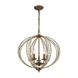 Elizabethan - Five Light Chandelier