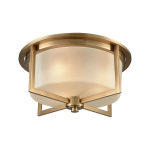Vancourt - Three Light Flush Mount