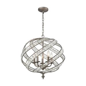 Renaissance - Five Light Chandelier