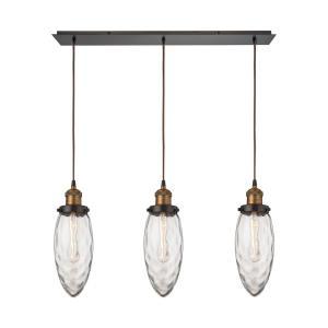 Owen - Three Light Linear Mini Pendant