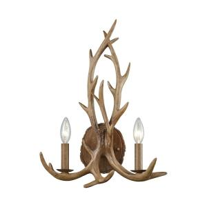 Elk - Two Light Wall Sconce