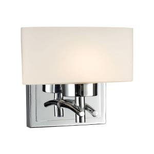 Eastbrook - 1 Light Wall Sconce in Modern/Contemporary Style with Art Deco and Luxe/Glam inspirations - 6 Inches tall and 7 inches wide