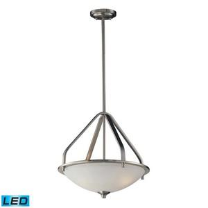 "Mayfield - 17"" 40.5W 3 LED Pendant"