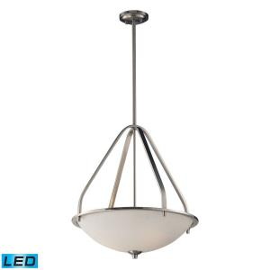 Mayfield - 21 Inch 40.5W 3 LED Pendant