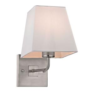 Beverly - 1 Light Wall Sconce in Transitional Style with Scandinavian and Retro inspirations - 10 Inches tall and 6 inches wide
