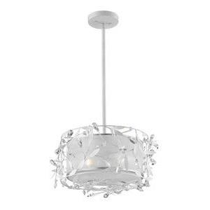 Circeo - Two Light Semi-Flush Mount
