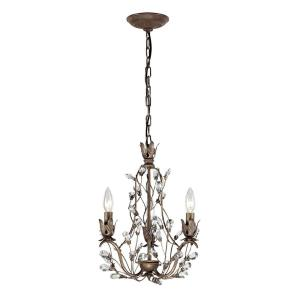 Sagemore - Three Light Chandelier