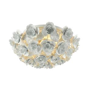Bouquet - Two Light Flush Mount