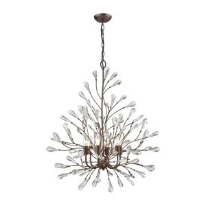 Crislett - Six Light Chandelier