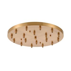 Accessory - 18 Light Round Pan