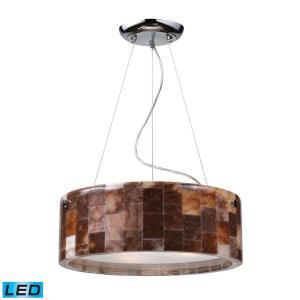 Trevett - 16 Inch 40.5W 3 LED Chandelier