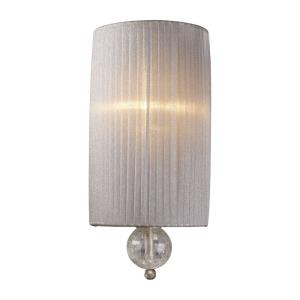 Alexis - 1 Light Wall Sconce in Transitional Style with Luxe/Glam and Mid-Century Modern inspirations - 15 Inches tall and 7 inches wide