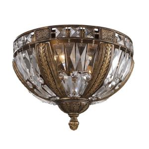 Millwood - Four Light Flush Mount